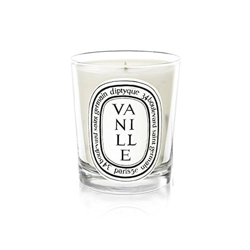 馬鹿げた頭痛地理Diptyque Vanille Mini Candle 70g (Pack of 6) - Diptyqueのヴァニラミニキャンドル70グラム (x6) [並行輸入品]