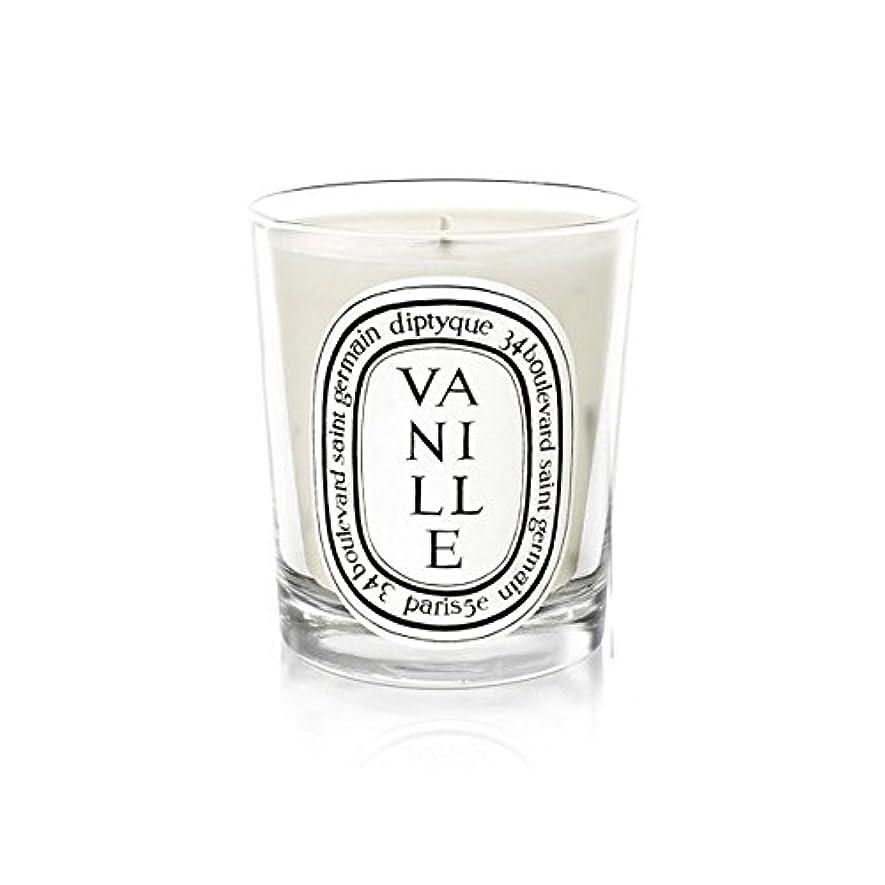 実験をする帆動かないDiptyque Vanille Mini Candle 70g (Pack of 6) - Diptyqueのヴァニラミニキャンドル70グラム (x6) [並行輸入品]
