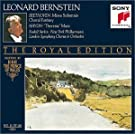 Beethoven: Missa Solemnis; Choral Fantasy / Haydn: Theresia Mass (Bernstein Royal Edition #11) by Kim Borg / Eileen Farrell (1992-05-03)