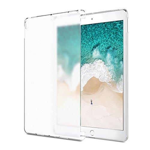 iPad Pro 10.5 ケース - ATiC iPad Pro 10.5用 公式キーボードコンパチ 半透明PC製ケース カバー 透明