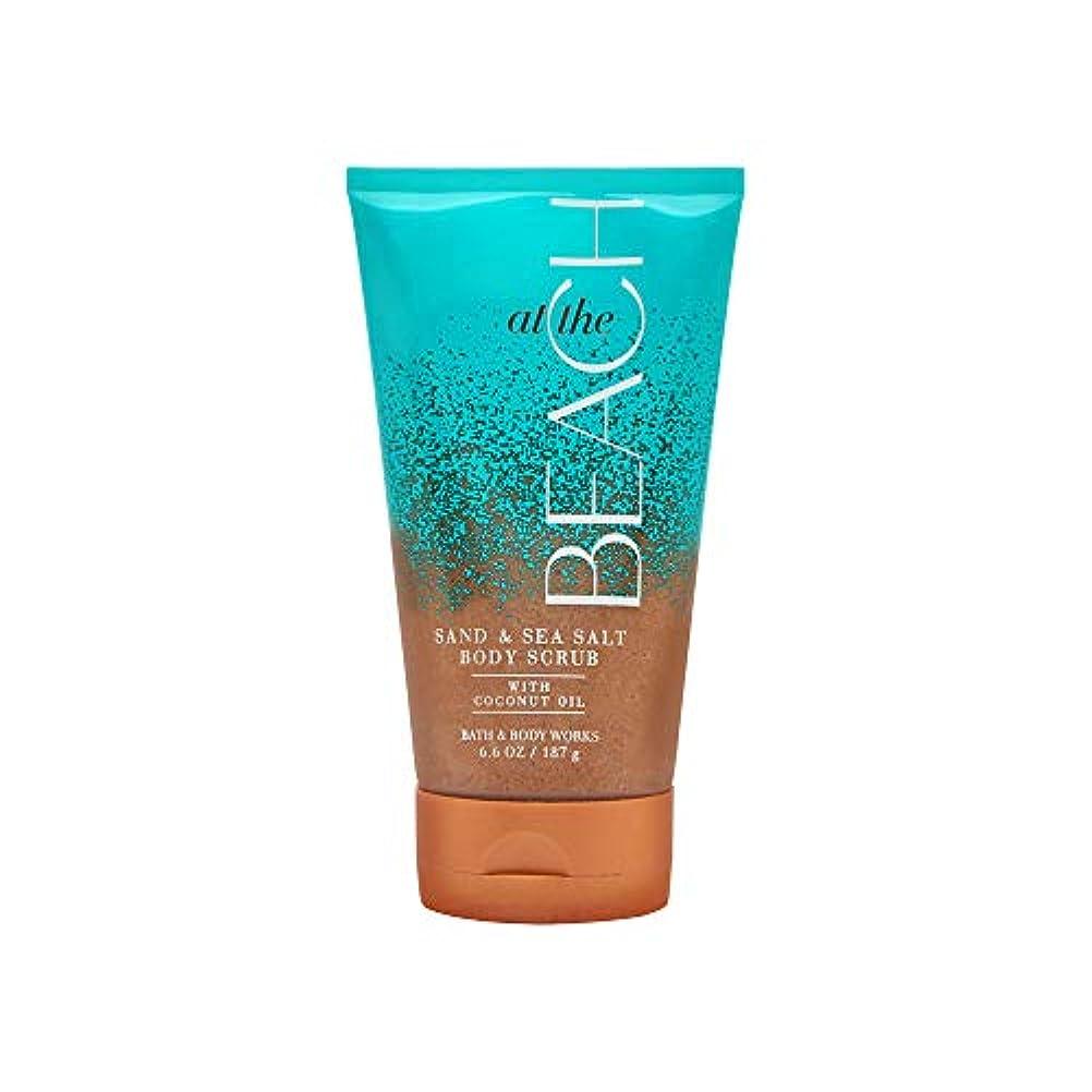 展開する魅力とにかく【Bath&Body Works/バス&ボディワークス】サンド&シーソルト スクラブ アットザビーチ Sand & Sea Salt Scrub At The Beach 8 oz / 226 g [並行輸入品]