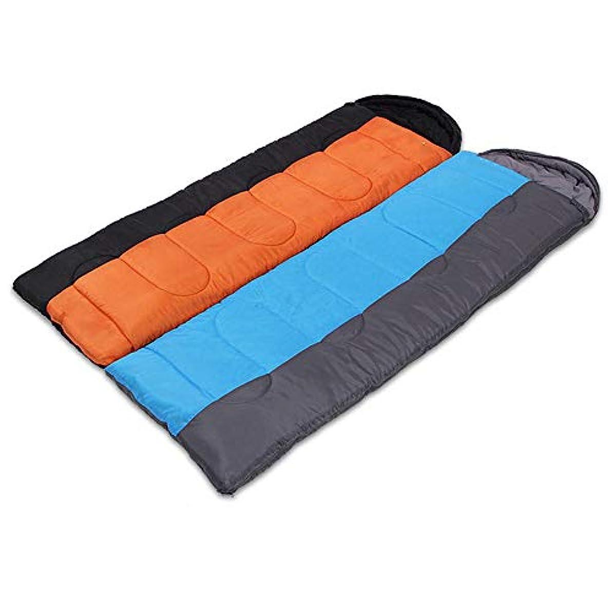 発生キャンパス膜ミイラ寝袋暖かい、圧縮キャリーバッグ付き超軽量寝袋が含まれており、キャンプの暖かい&寒い天候の寝袋に最適