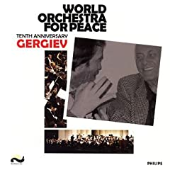 ゲルギエフ指揮/ワールド・オーケストラ・フォー・ピース ウトラヴィンスキー:ペトルーシュカ、他のAmazonの商品頁を開く