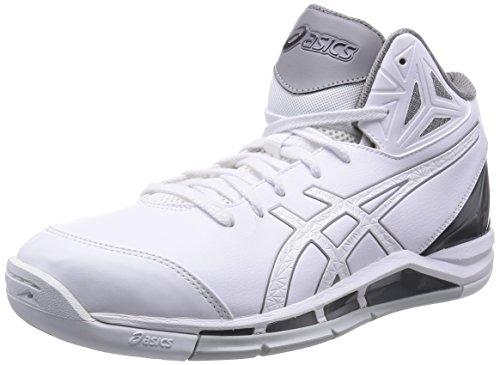 [アシックス] バスケットシューズ GELTRIFORCE 2-wide TBF327 0101ホワイト/ホワイト 25.5