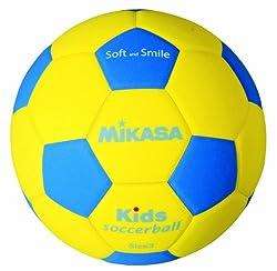 ミカサ サッカーボール スマイルサッカー軽量3号 キッズ用 150g 小学校 キッズ用