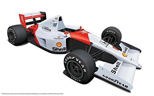 1/20 グランプリシリーズNo.53 マクラーレン MP4/6 1991 ブラジルGP