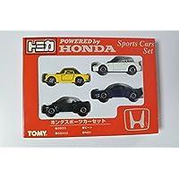 トミカ POWERED by HONDA SportsCarsSet S800.S2000.NSX,BEAT