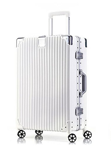 (アスボーグ) ASVOGUE スーツケース キャリーケース TSAロック 半鏡面仕上げ アライン加...