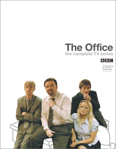 The Office BOX [DVD]の詳細を見る