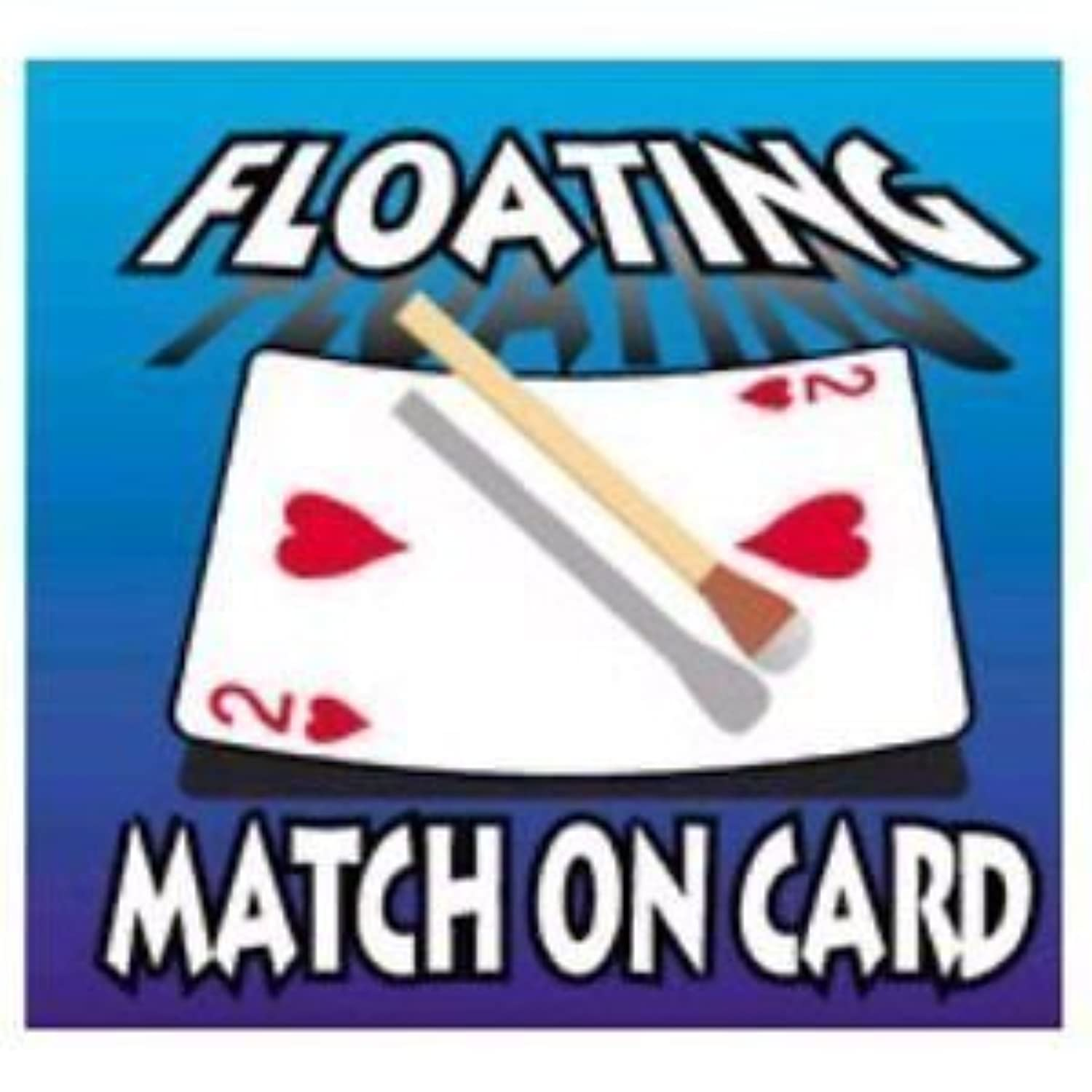 MAGIC FLOATING MATCH / MAGICの浮揚TRICK - MAGIC FLOATING MATCH / MAGIC LEVITATE TRICK