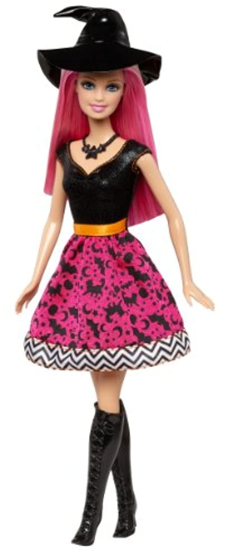 Barbie 2014 Halloween Doll