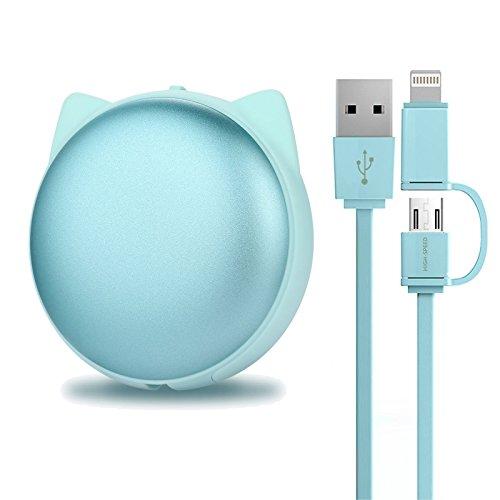 巻き取り式USB充電ケーブル Hared...