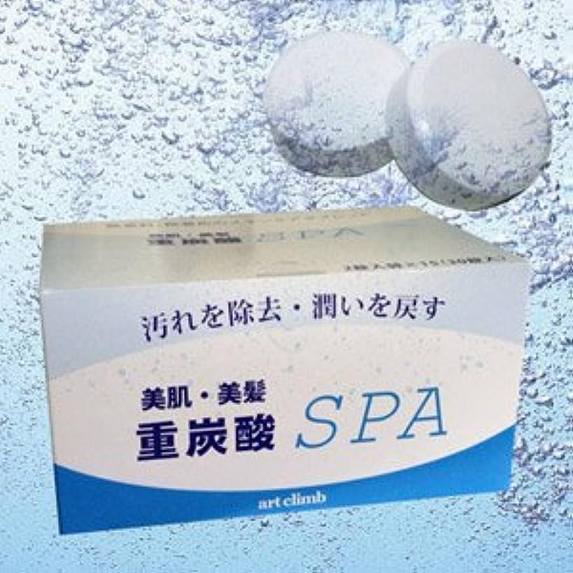 炭酸泉タブレット 重炭酸SPA 16g x 36錠入り