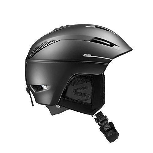 サロモン(SALOMON) スキーヘルメット スノーボードヘルメット メンズ RANGER² C.AIR Black Mサイズ L39124400