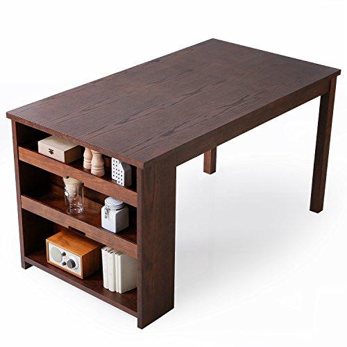 「ロウヤ」天然木ダイニングテーブル