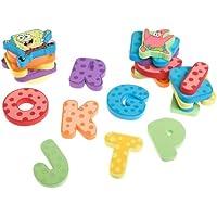 スポンジボム Fantastical Foam Bath Toys