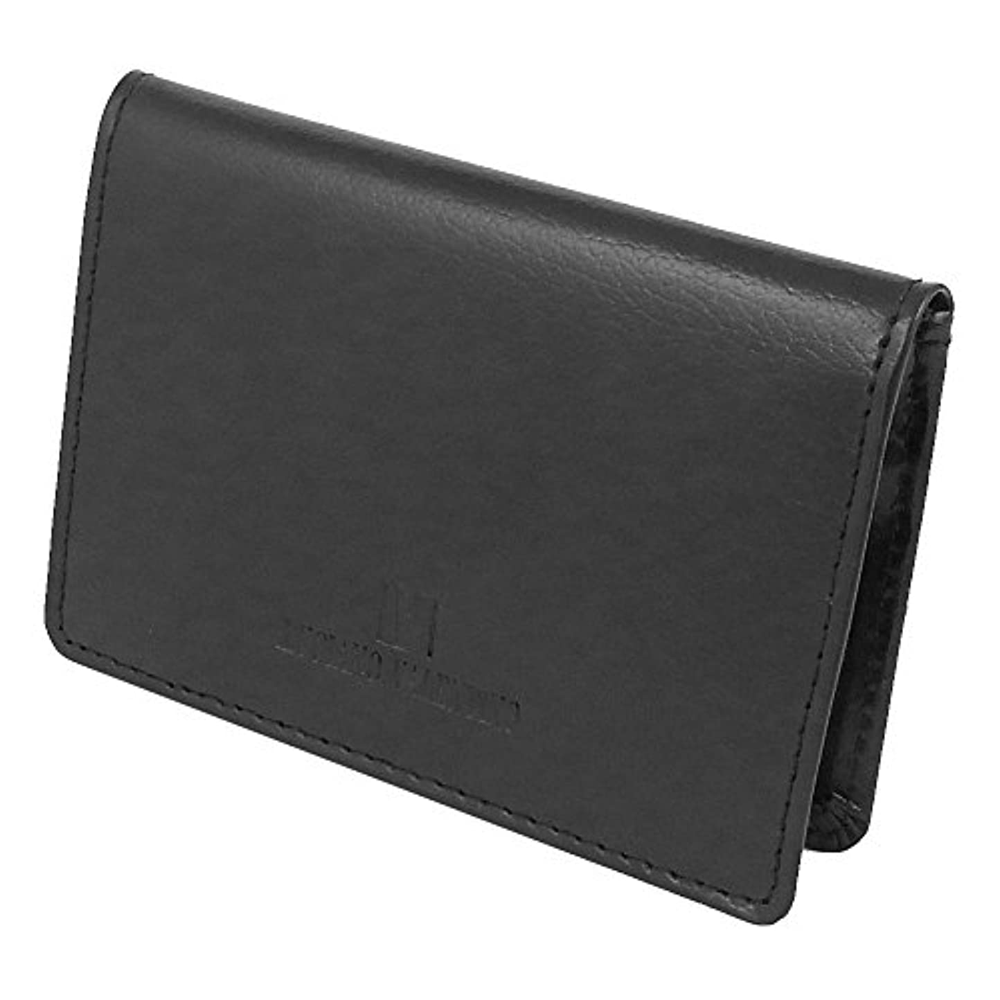 劣る卑しいオリエンタルルチアーノ バレンチノ LUCIANO VALENTINO パスケース 定期入れ メンズ LUV-8007-BK ブラック 財布?小物 カードケース