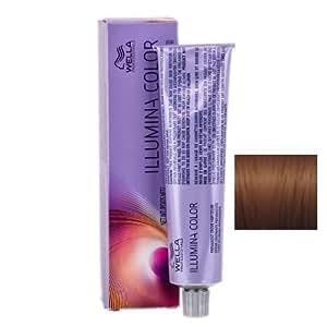 Wella Illumina Permanent Creme Hair Color 5/35 by Wella [並行輸入品]