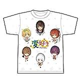 可愛ければ変態でも好きになってくれますか? フルグラフィックTシャツ 白 Mサイズ