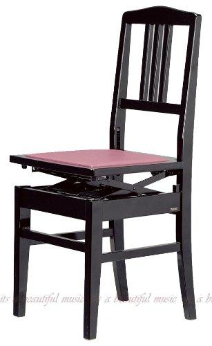 吉澤『5K 背付高低自在椅子』
