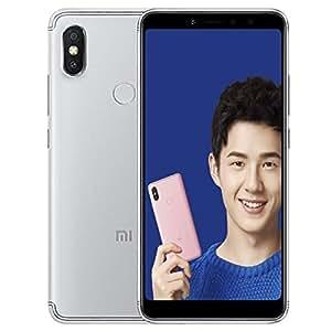 顔認証 5.99インチ HD・後12.0MP +5.0MP + 前16.0MP AIカメラ搭載★Xiaomi Redmi S2 Global Version★AI対応 625 (MSM8953) MIUI 9 (Android 8.1)搭載・4G LTE+4G/3G 同時待受けDSDS対応 日本仕様・3GB/4GB RAM + 32GB/64GB ROM・ハイブリッドSIMトレー(micro SD+nano SIM+nano SIM) (RAM 4GB+ROM 64GB, Gray)