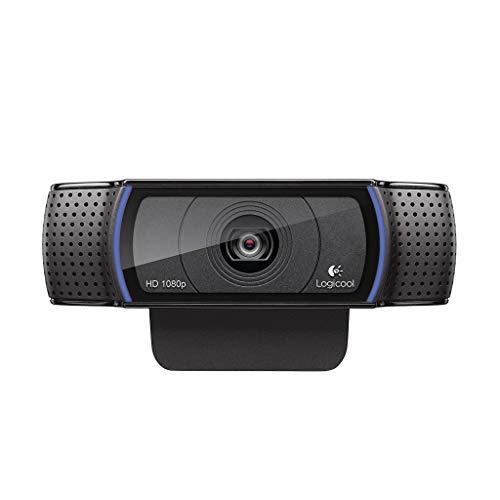 『ロジクール ウェブカメラ C920r ブラック フルHD 1080P ウェブカム ストリーミング 国内正規品 2年間メーカー保証』の6枚目の画像