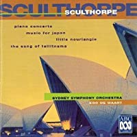 Sculthorpe: Pno Cto / Music for Japan / Little