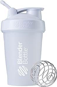 ブレンダーボトル 【日本正規品】 ミキサー シェーカー ボトル Classic 20オンス (600ml) ホワイト BBCLE20 FCWH