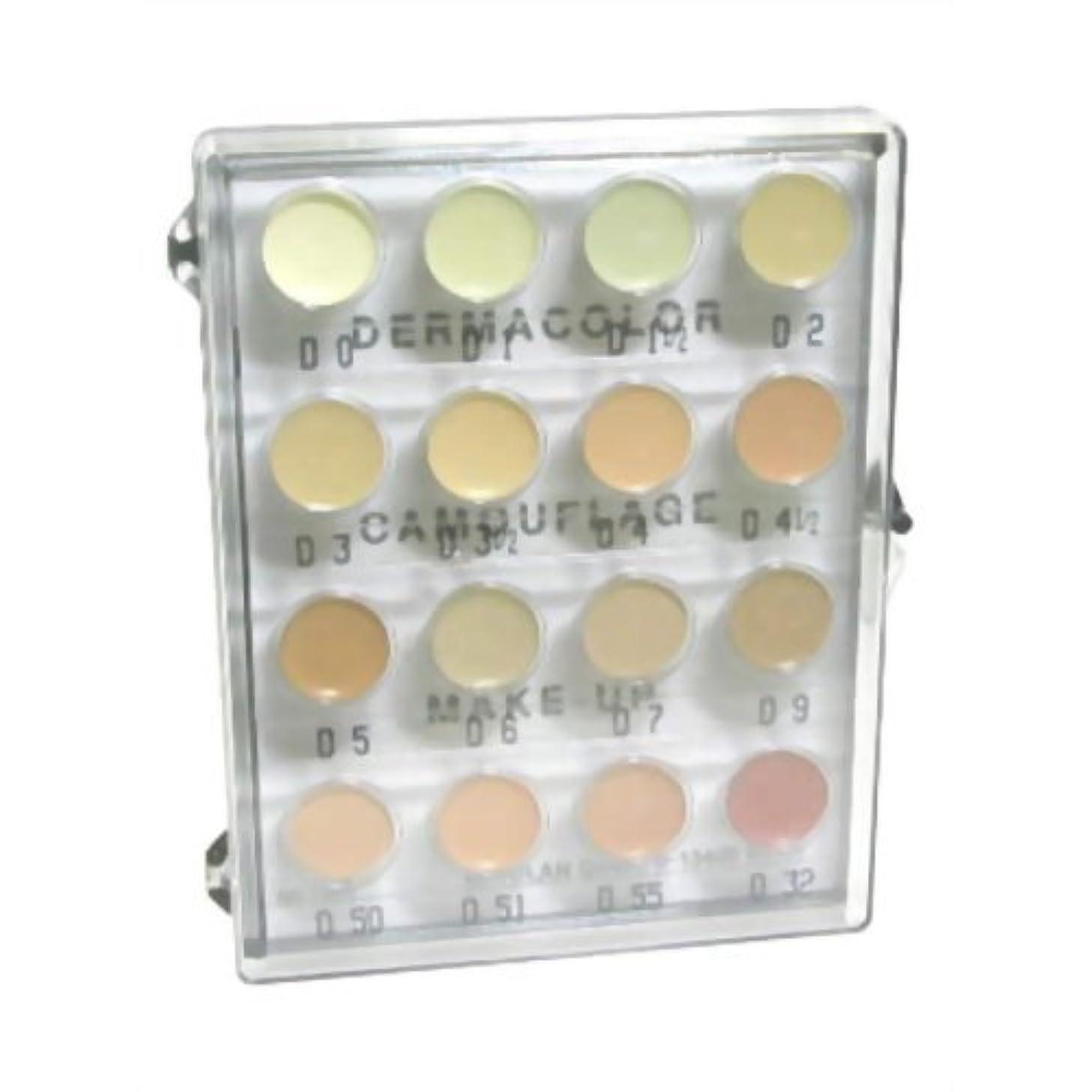 ウイルス誘発する炭水化物カモフラージュ ミニパレット 16色入 04黄色系
