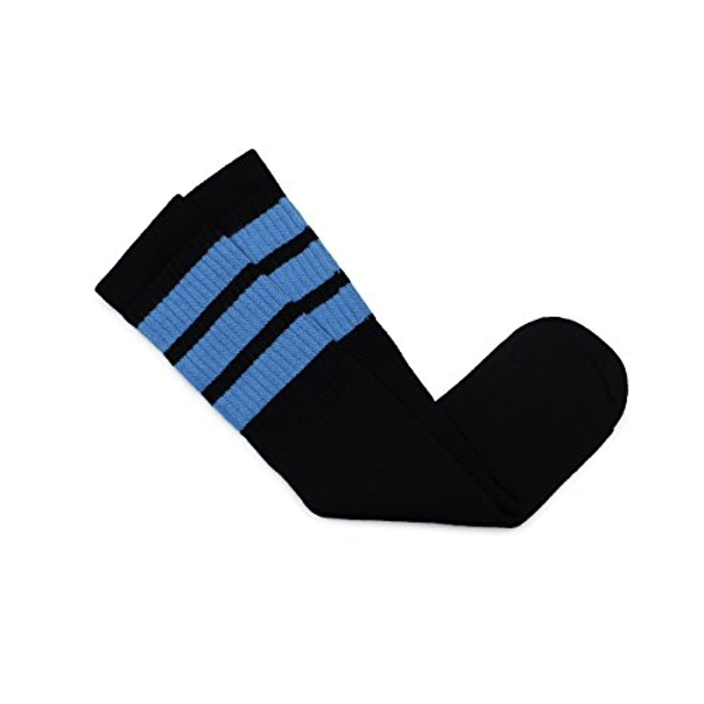 スケーターソックス チューブソックス 19インチ 靴下 ユニセックス (並行輸入品)