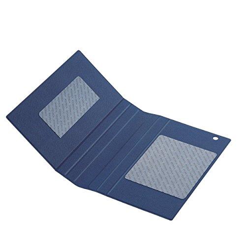 『【2015年モデル】ELECOM SONY Xperia Z4 Tablet フラップケース イタリアンソフトレザー素材レザー キーボード同時収納対応 ブルー TBM-SOZ4AWDTKBU』の2枚目の画像
