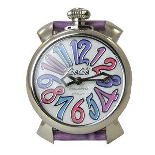 GAGA MILANO 5020.7 MANUALE 40MM ガガミラノ 腕時計 レ・・・