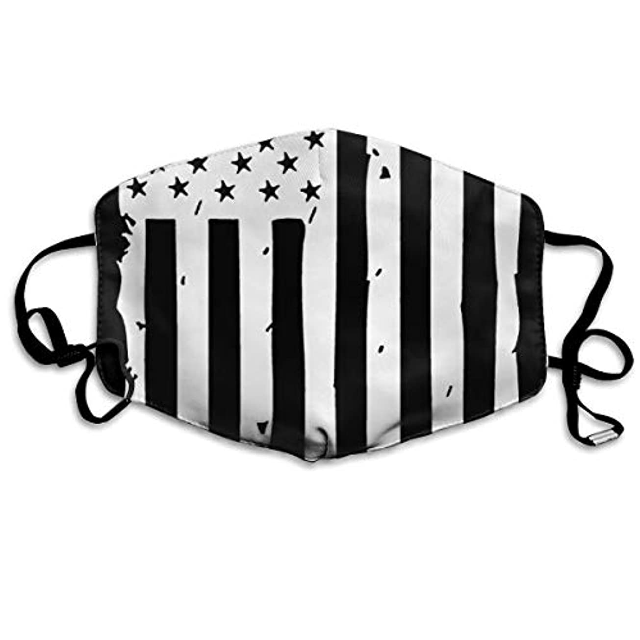 電池取り壊す思い出させるMorningligh アメリカ 旗 マスク 使い捨てマスク ファッションマスク 個別包装 まとめ買い 防災 避難 緊急 抗菌 花粉症予防 風邪予防 男女兼用 健康を守るため