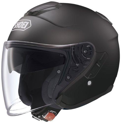 ショウエイ(SHOEI) バイクヘルメット ジェット J-CRUISE マットブラック L (59cm)