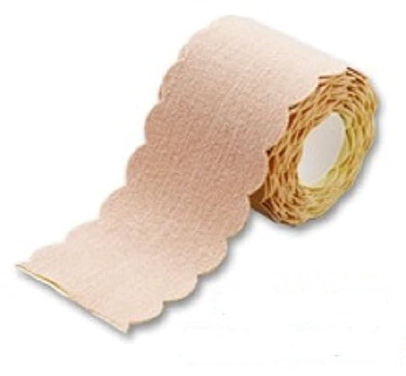 従事した絞る人間汗取りパッド ワキに直接貼る汗とりシート ロールタイプ 3m 直接貼るからズレない?汗シート