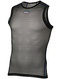ファイントラック(finetrack) パワーメッシュノースリーブ ブラック FUM0816 メンズ XL