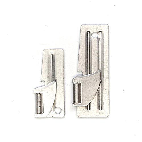 U.S. MADE P-51 & P-38 Can Opener 20 Pack- 10 of Each USGI Military Issue [並行輸入品]