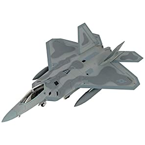 HOBBY MASTER 1/72 F-22 ラプター 第90戦闘飛行隊 ペア・オー・ダイス