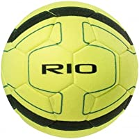 Precision Rio Indoor Football 5 Yellow/black