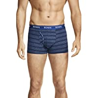 Bonds Men's Underwear Guyfront Trunk