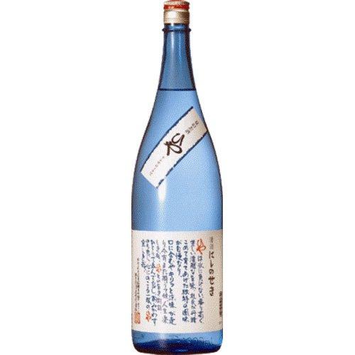 西の関 夏のお酒 ひや 1800ml
