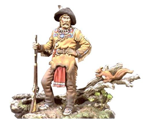 アンドレアミニチュアズ S4-F23 Mountain man 1840