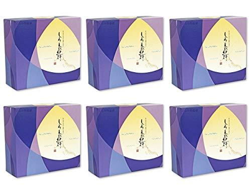 しろえび紀行 2枚×36袋入×6箱セット 化粧箱 ギフト 銘菓 日の出屋製菓
