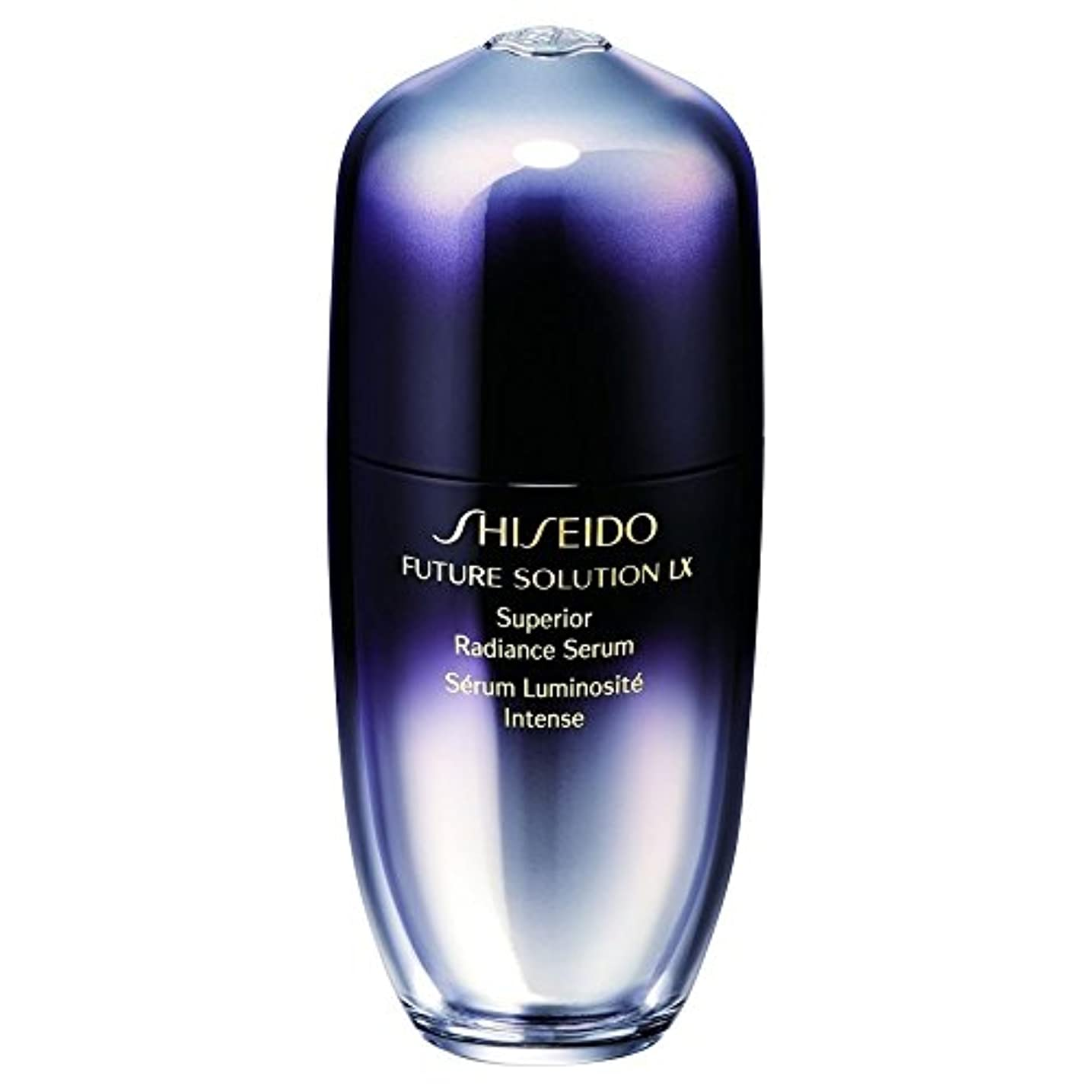 古くなった浅い急降下[Shiseido] 資生堂フューチャーソリューションLx優れた放射輝度セラム30Ml - Shiseido Future Solution Lx Superior Radiance Serum 30ml [並行輸入品]