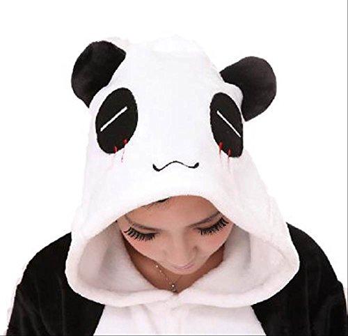『キャラクター 着ぐるみ きぐるみ 大人 パンダ フリース』のトップ画像