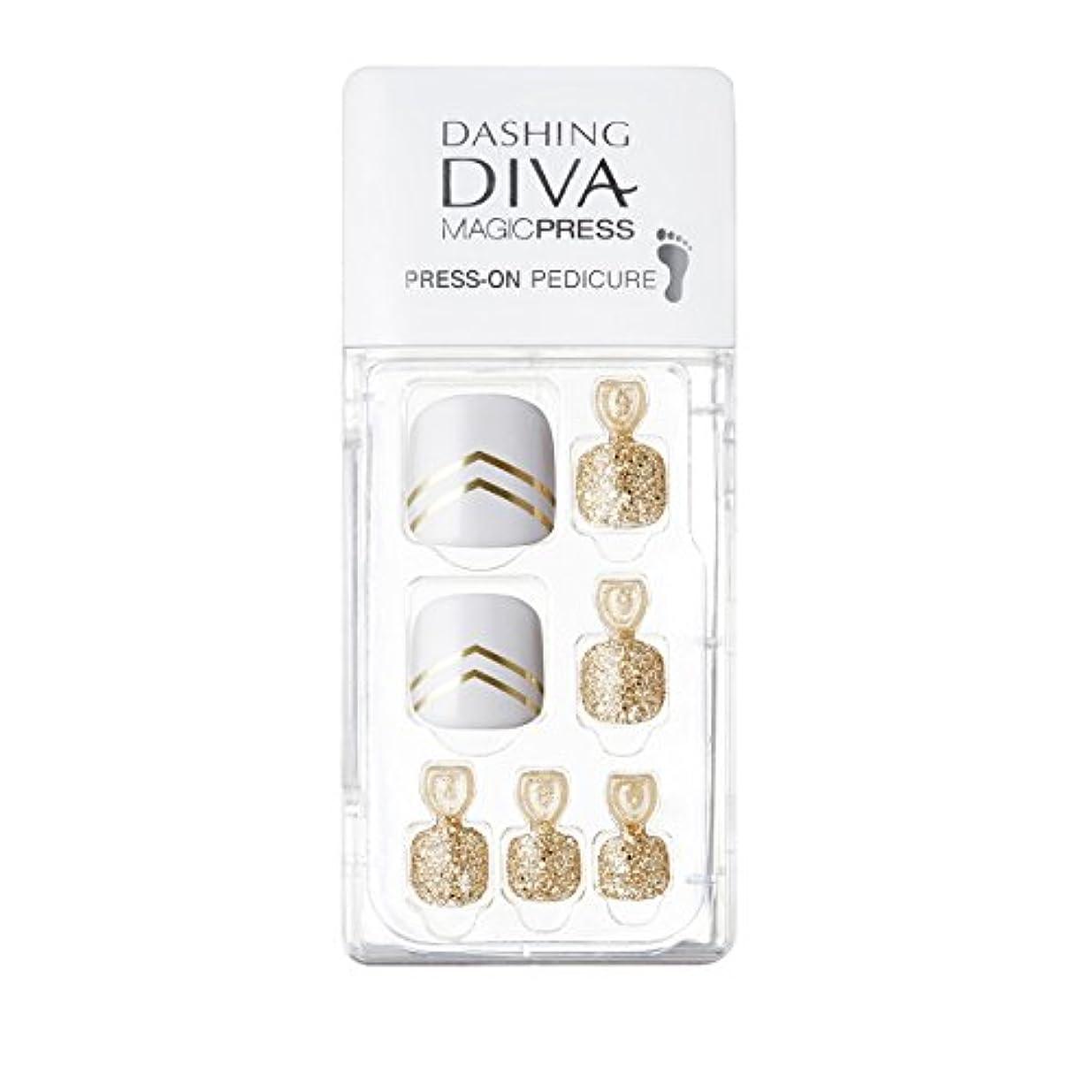 手荷物回答過去ダッシングディバ マジックプレス DASHING DIVA MagicPress MDR001P-DURY+ オリジナルジェル ネイルチップ