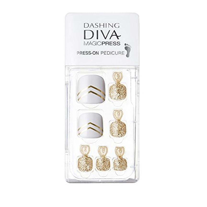 かわす鮮やかなディレイダッシングディバ マジックプレス DASHING DIVA MagicPress MDR001P-DURY+ オリジナルジェル ネイルチップ