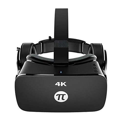 PIMAX 4K VR ゴーグル 3Dメガネ ヘッドマウントディスプレイ SteamVR Oculusゲーム Piplay 対応 3840*2160解像度