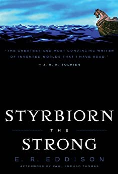 Styrbiorn the Strong by [Eddison, E. R.]