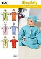 Simplicity Babies Sportswear-XXS-XS-S (並行輸入品)